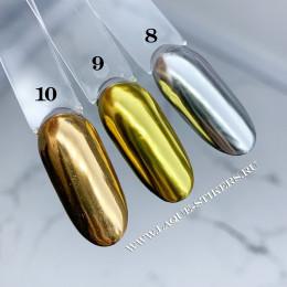 Пигмент Metallic Lux 10 бронза 0.3 гр