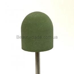Полировщик силиконовый 15*17 боченок зеленый