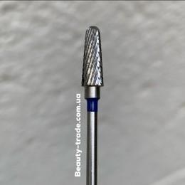 Твердосплавная насадка (конус 050 синий) 31350