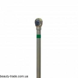 Твердосплавная насадка (шар зеленый 040)