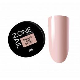One Nail UV Gel Creamy Pink 50g