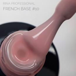 Rina French Base # 10 9ml
