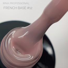 Rina French Base # 12 9ml