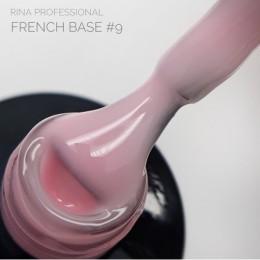 Rina French Base # 09 9ml