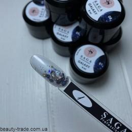 Saga professional Galaxy glitter 8ml #1