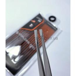 Пинцет для бровей EXPERT 20 Type 1 (широкие прямые кромки)
