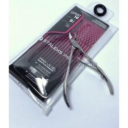 STALEKS Кусачки профессиональные для кожи Expert 10 (9mm)