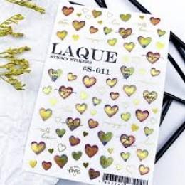 Слайдер-дизайн Laque Stikers
