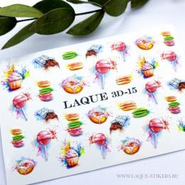 Слайдер-дизайн Laque Stikers 3D-15