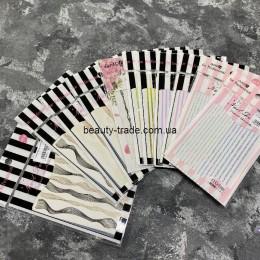 Слайдер-дизайн Laque Stikers Гибкие ленты ассортимент