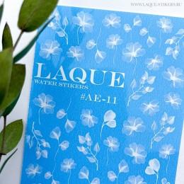 Слайдер-дизайн Laque Stikers Ае-11 (белый)