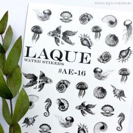 Слайдер-дизайн Laque Stikers Ае-16 (черный)