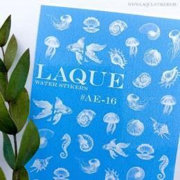 Слайдер-дизайн Laque Stikers Ае-16 (белый)