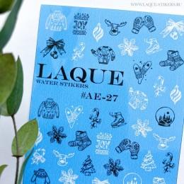 Слайдер-дизайн Laque Stikers Ае-27