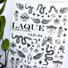 Слайдер-дизайн Laque Stikers Ае-34