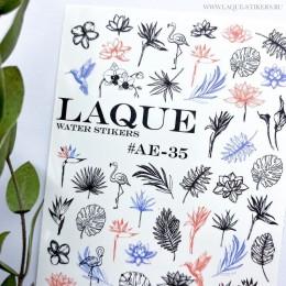 Слайдер-дизайн Laque Stikers Ае-35