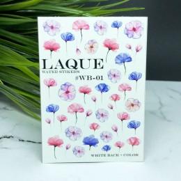 Слайдер-дизайн Laque Stikers Wb-001