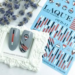 Слайдер-дизайн Laque Stikers Wb-011