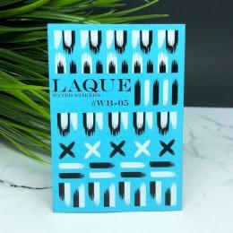 Слайдер-дизайн Laque Stikers Wb-005