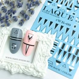 Слайдер-дизайн Laque Stikers Wb-009