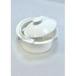 Контейнер для стерилизации фрез (белый ВладМива)