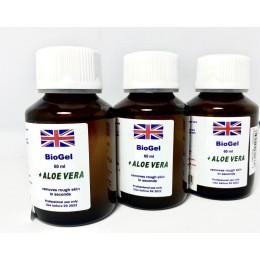 Кислота для педикюра Bio gel (Био-гель с алое вера) 60 мл.