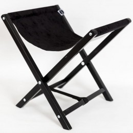 Подставка под сумку (черная) Air max