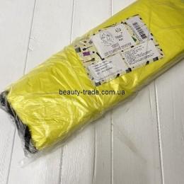Чехлы для педикюрной ванночки 50*70 см 50шт/уп (желтый) Panni Mlada